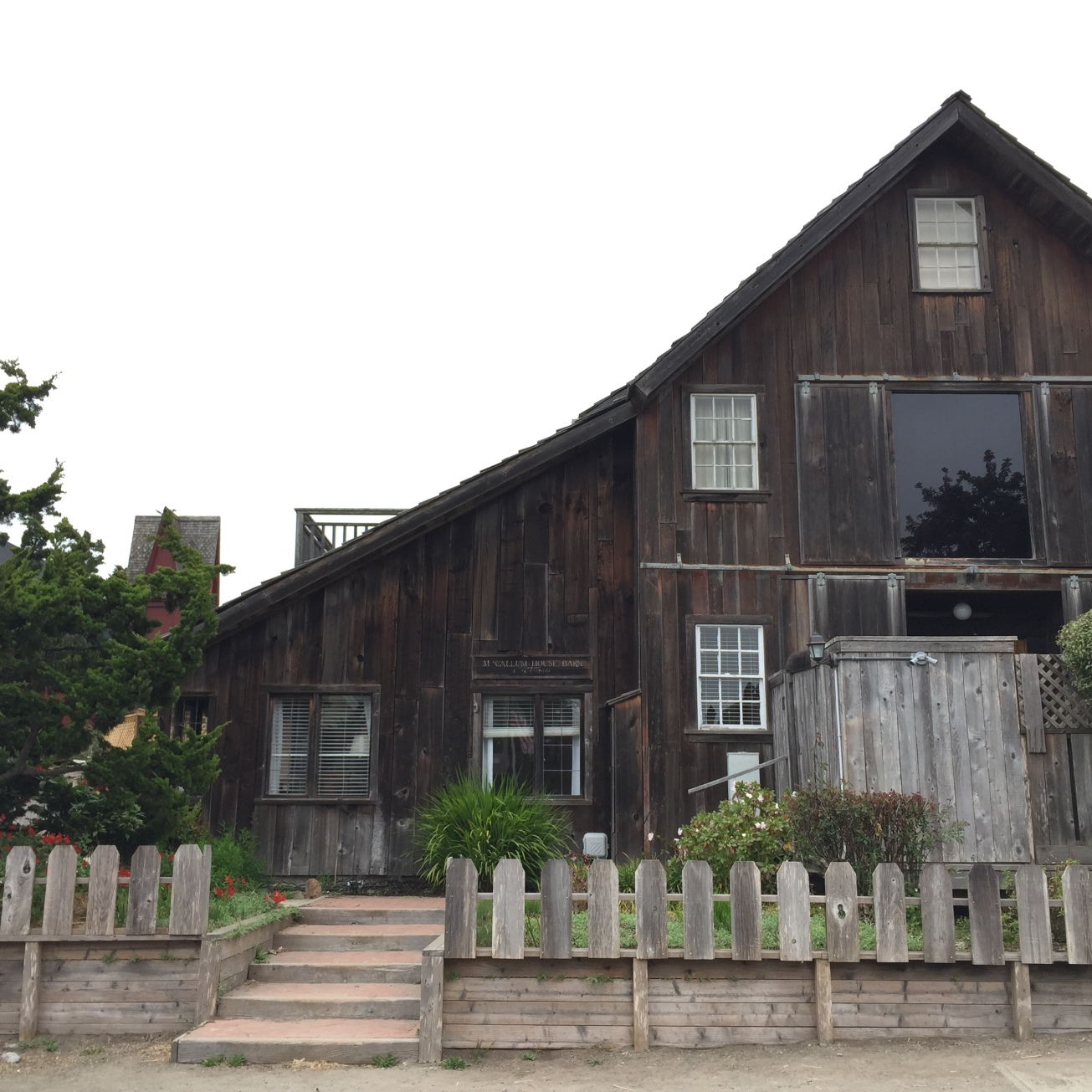 special houses in Mendocino