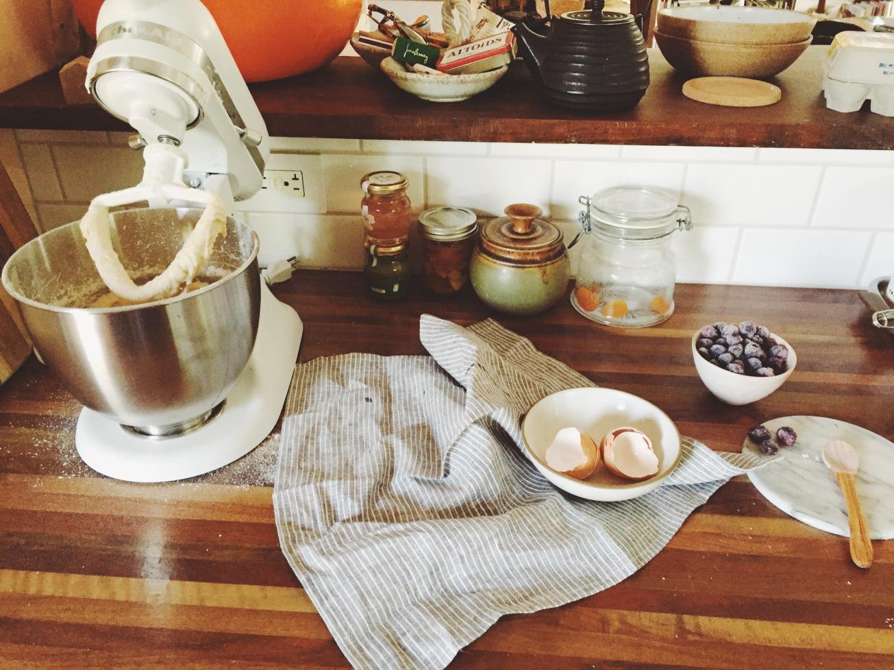 Blueberry muffin recipe _Magic Dream LIfe