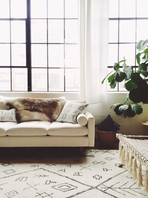 Jonathan Louis sofa